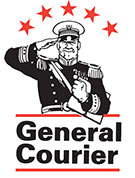 General Courier Delivery Service throughout New England